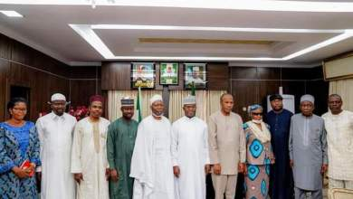 Photo of Gov Bello assures NNPC delegates on biofuel of safety in Kogi