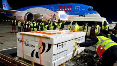 Photo of COVID-19: South Africa receives first delivery of Johnson's vaccine
