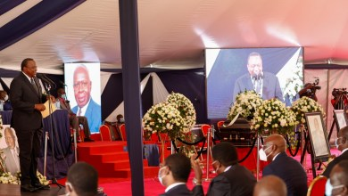 Photo of Kenya: Kenyatta renames Gusii Stadium after Simeon Nyachae