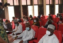 Photo of NYSC: We'll tap Corps' potential for national development – DG