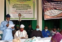 Photo of NOA, Mogajis, Rotary Club, Others Meet To End Violence In Ibadan
