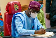 Photo of Sanwo-Olu Approves Restructuring of State Ministry