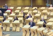 Photo of Scotland Parliament passes Hate Crime Bill to curb hatred offences