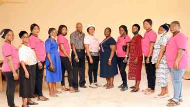Photo of IWD: Excellent Ladies Club Donates School Uniforms