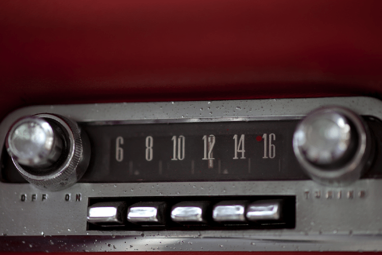 Take 1 - 1960's Audio System - Ford Thunderbird