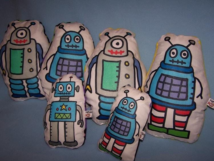 Big bots and mini bots