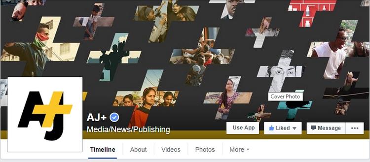 Comment a fait AJ+ pour rassembler 2,2 milliards de vues sur Facebook en 2015 ?