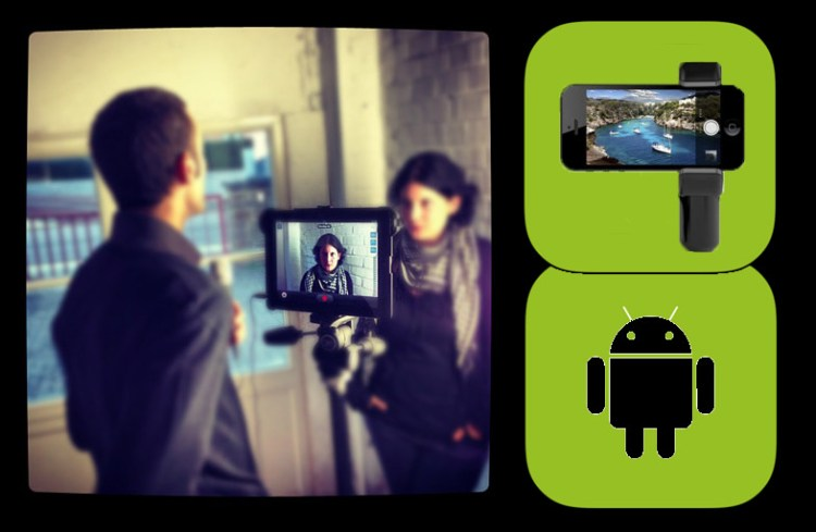 Vidéo avec smartphone Android: les conseils de Nicolas Becquet.