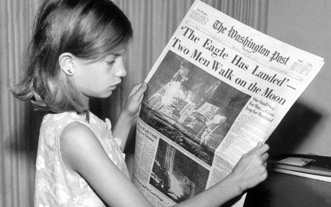 Pour le Washington Post, « L'info est un produit comme un autre »