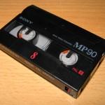 Video 8, HI8, Digital 8
