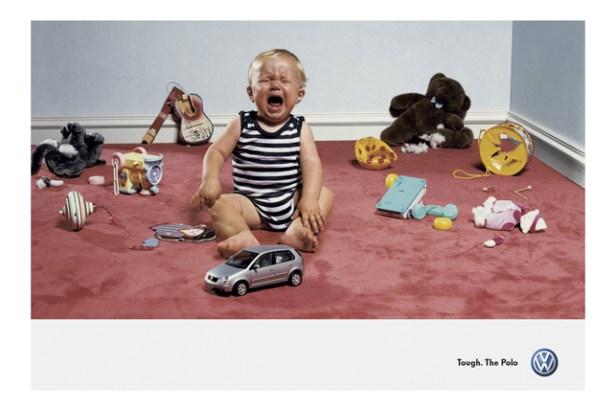 Lürzer's Archive'dan son 30 yılın en iyi ilanları: VW Polo