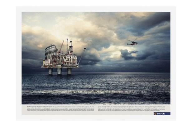 Lürzer's Archive'dan son 30 yılın en iyi ilanları: Statoil