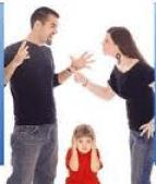 padres peleandose