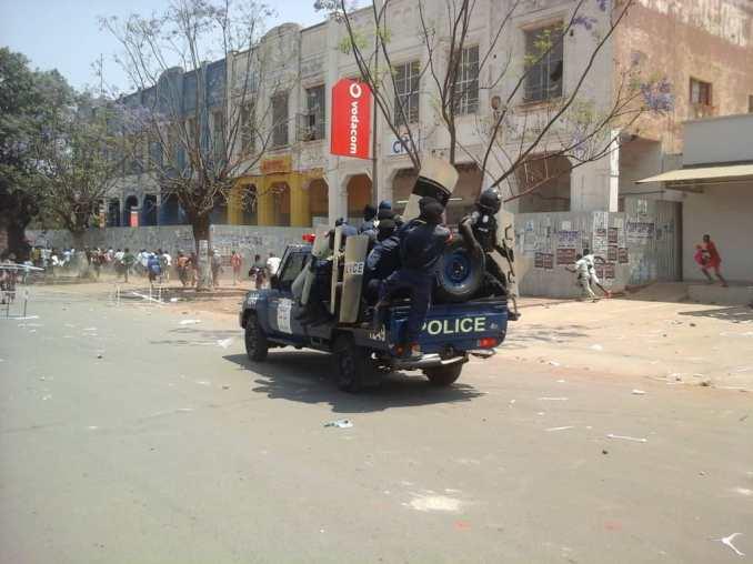 Attaques xénophobes : magasins des sud-africains fermés à Lubumbashi