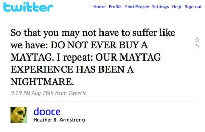 La méthode Dooce