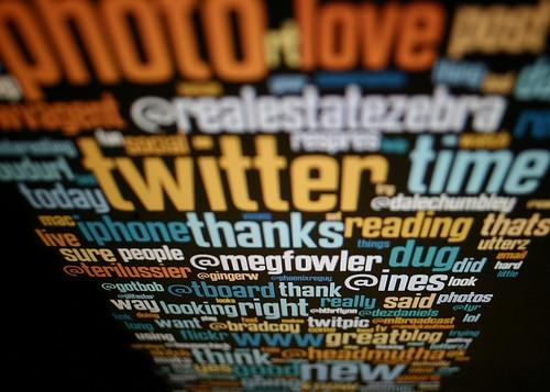 twitter words