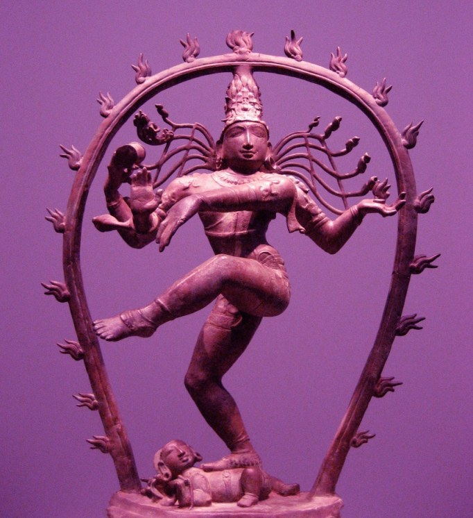 Shiva pas pouvoir tout faire...