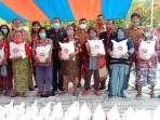 PT Parna Raya Group Jalin Kerjasama Pemkab Samosir dalam Penanganan Covid-19