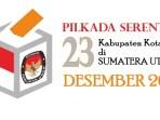 Hari Ini, KPU Buka Pendaftaran Paslon Pilkada di 23 Daerah di Sumut
