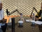 Sambangi Mediadelegasi, Aulia Rachman Sebut Kondisi Pendidikan Kota Medan Memprihatinkan