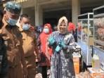 Ketua TP PKK Kabupaten Langkat Tiorita Terbit Rencana