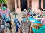 150 Lansia Citamanjernih Ikuti Vaksinasi Tangkal Covid-19