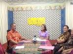 Agustina Sijabat Siswi SMPN 1 Nassau Parluasan Raih Juara I