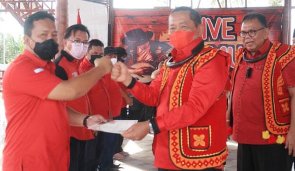 Rapidin Berharap Kader PDI Perjuangan Menangkan Pilpres 2024
