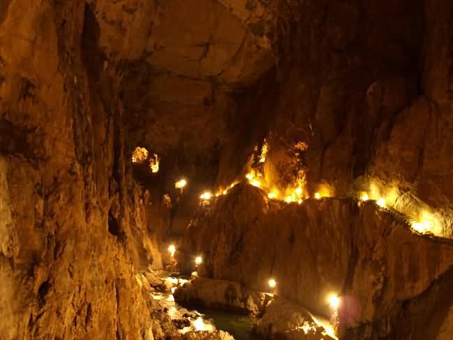 Škocjan Caves (Slovenia)