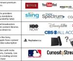 5 Major Premium OTT categories - 2015