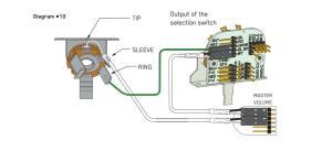 Emg 81 Wiring Diagram 1 Volume 1 Tone  Somurich