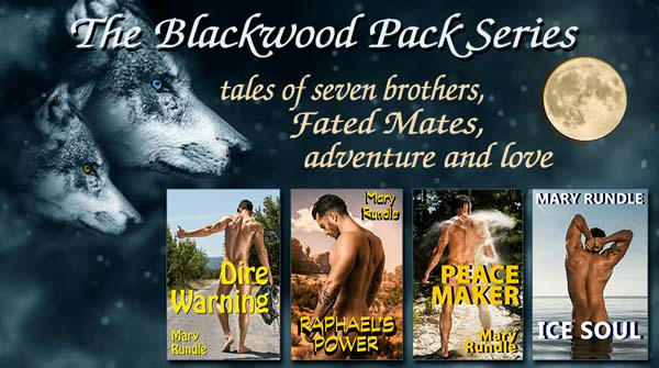 Mary Rundle - Blackwood Pack Series Banner