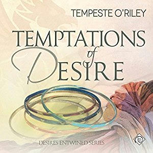 Tempeste O'Riley - Temptations of Desire Cover Audio