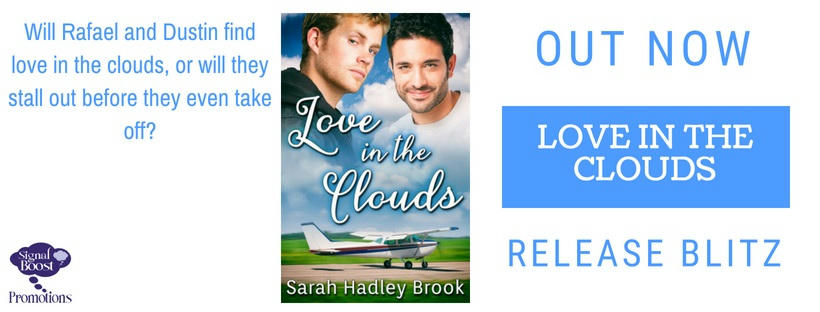 Sarah Hadley Brook - Love In The Clouds RBBanner
