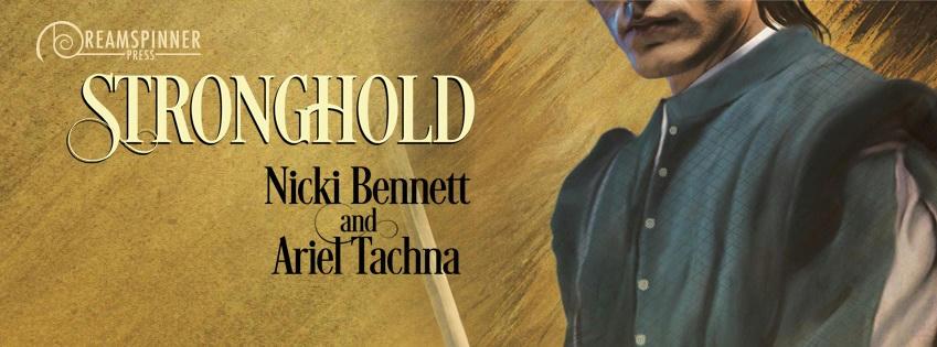 Nickie Bennett & Ariel Tachna - Stronghold Banner