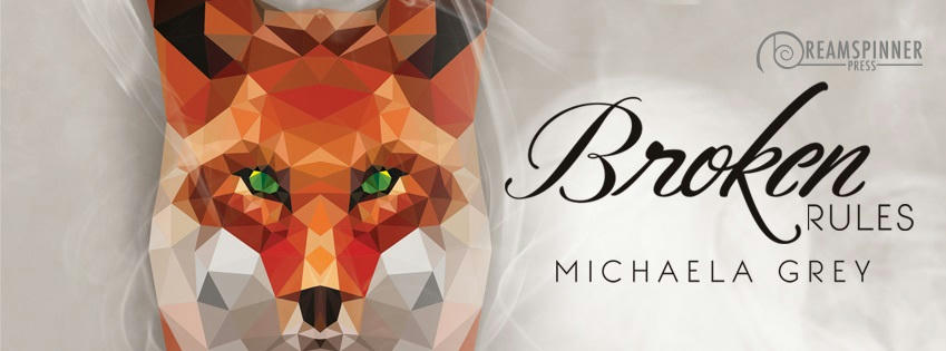 Michaela Grey - Broken Rules Banner