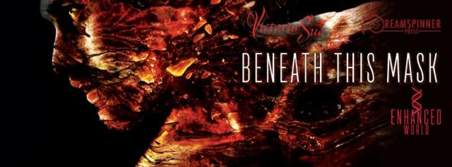 Victoria Sue - Beneath the Mask Banner