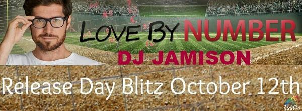 D.J. Jamison - Love By Number Banner