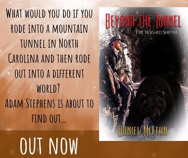 Dan Mitton - Beyond The Tunnel Teaser