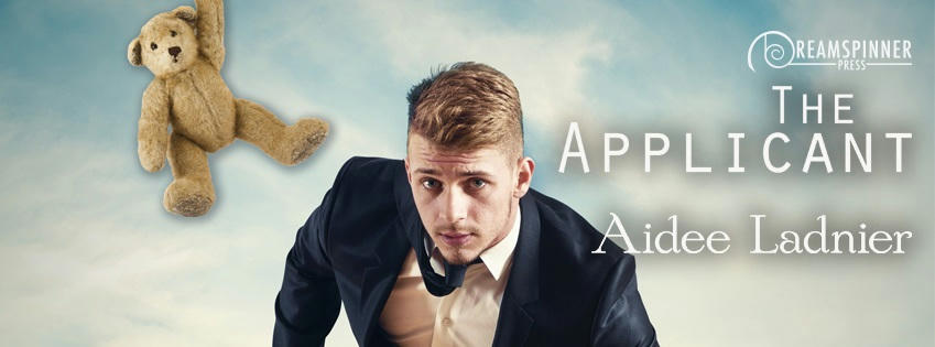 Aidee Ladnier - The Applicant Banner