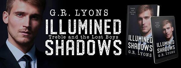 G.R Lyons - Illumined Shadows Banner 1