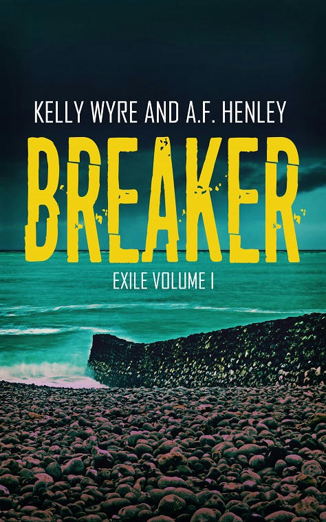 A.F. Henley & Kelly Wyre - Breaker Cover