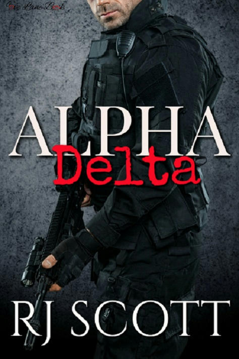 R.J. Scott - Alpha, Delta Cover