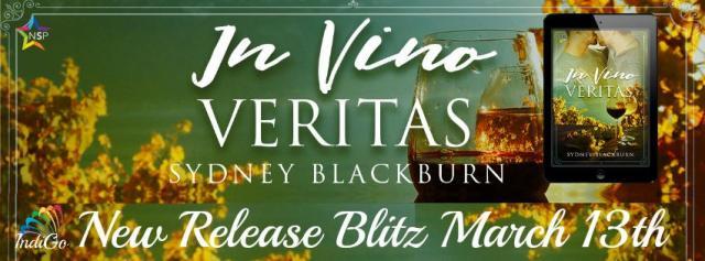 Sydney Blackburn - In Vino Veritas RB Banner