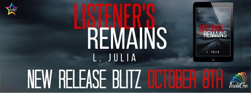 L. Julia - Listener's Remains RB Banner