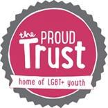 The Proud Trust logo