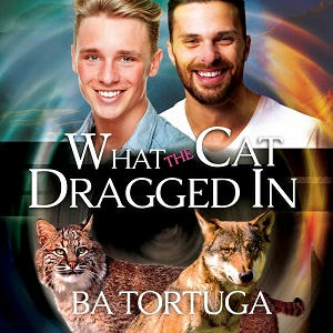B.A. Tortuga - What the Cat Dragged In square