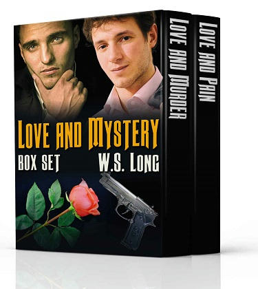 W.S. Long - Love & Mystery 3D Cover