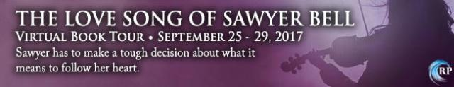 Avon Gale - The Love Song of Sawyer Bell Tour Banner