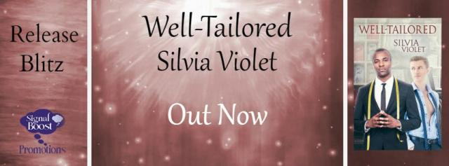 Silvia Violet - Well-Tailored RB Banner
